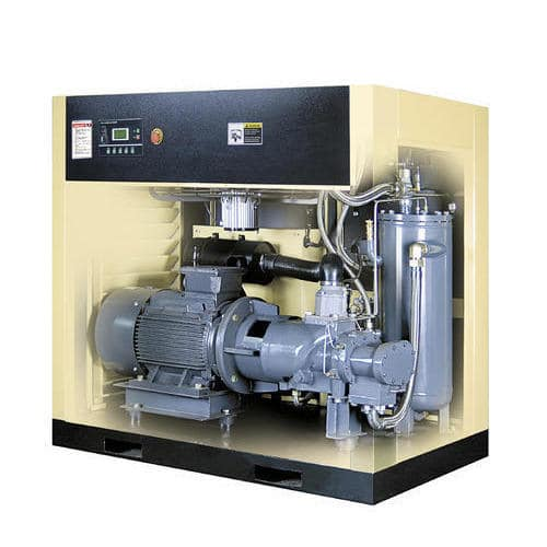 different types of compressor