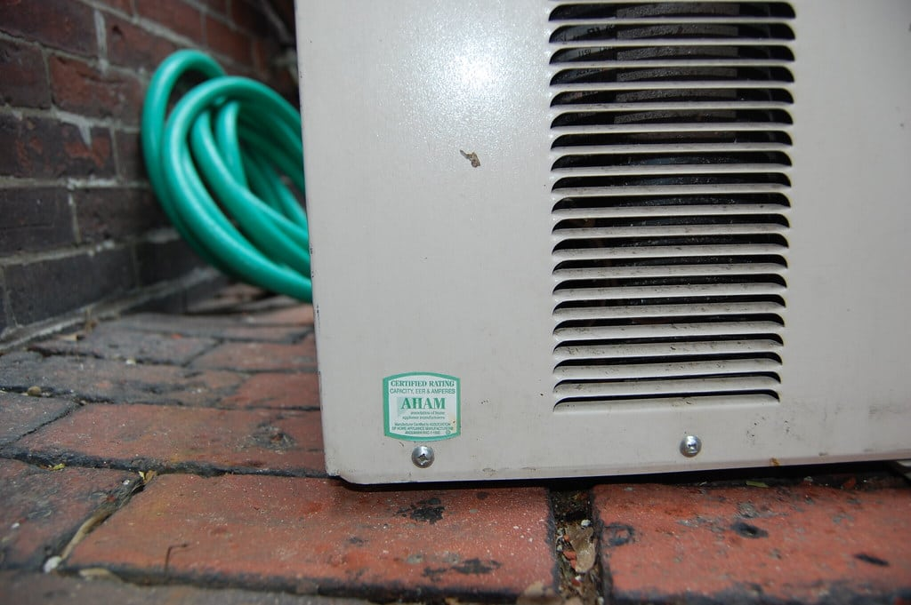 Refrigerant used in AC